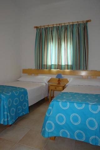 Apartamento 2 habitaciones dobles+sala