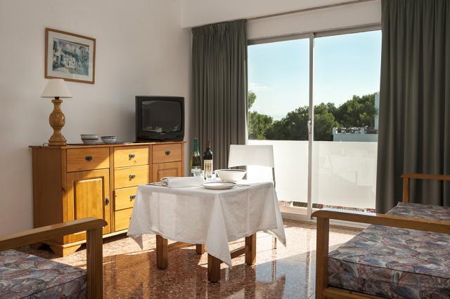 Apartamento 2 habitaciones dobles + sofá cama