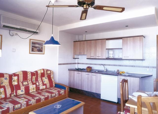 Apartamento 2/4 personas