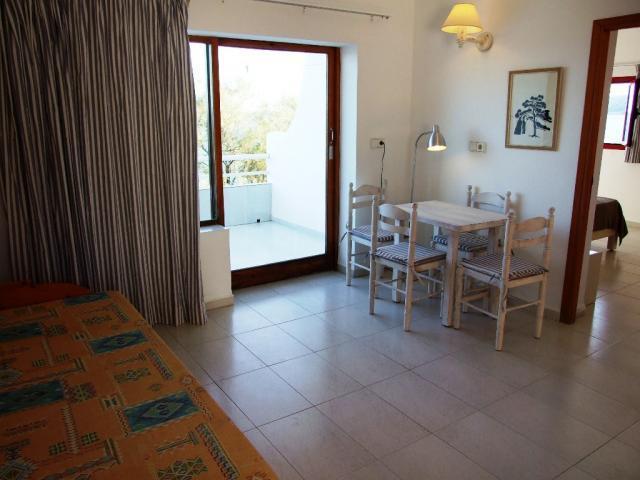Apartamento 1 habitación doble + 2 sofá cama